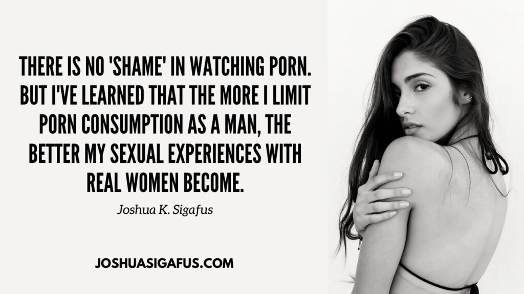 reasons to quit porn quote