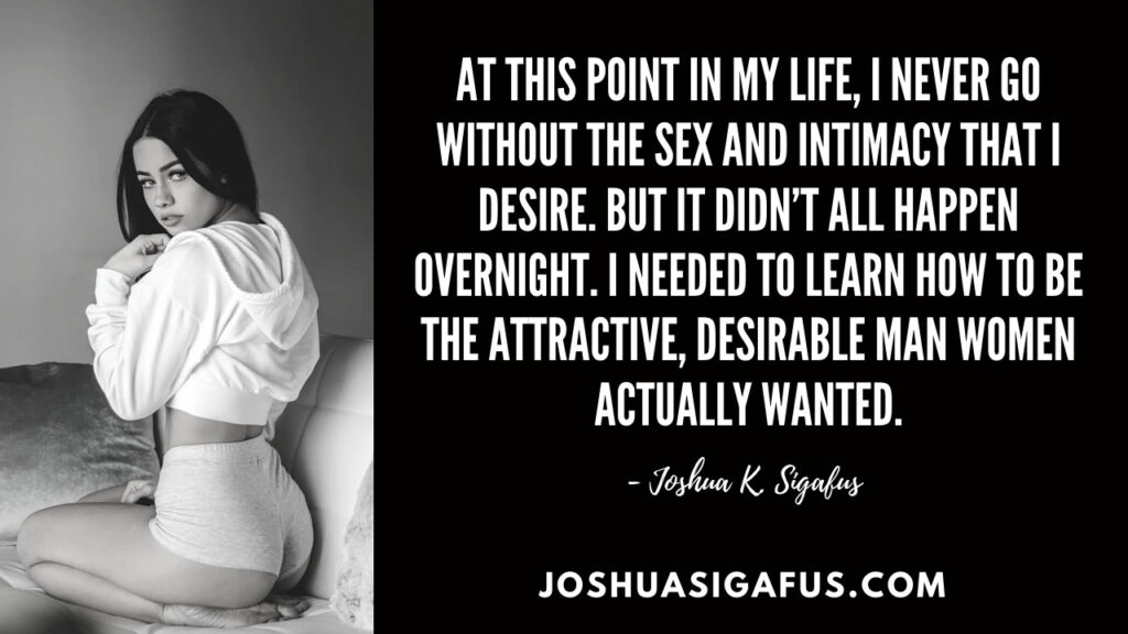 joshua sigafus quote how to stop being horny 1