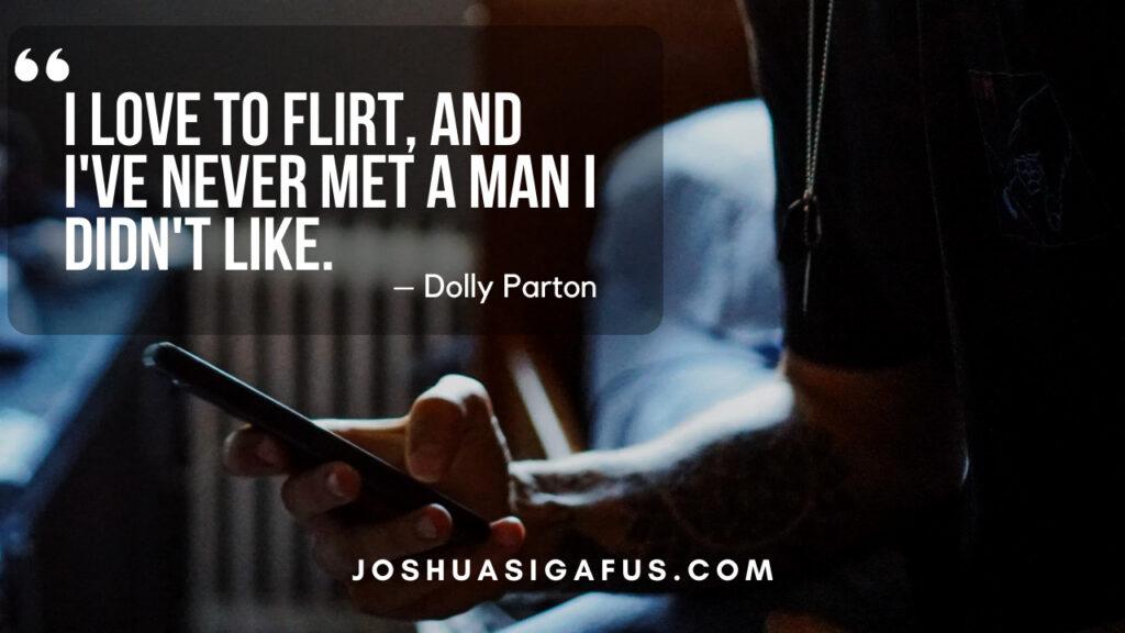 How Do You Flirt Over Text On Tinder