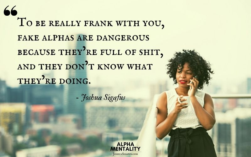 Why Fake Alphas Are Dangerous
